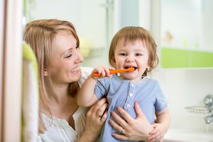 When should kids start going to the dentist