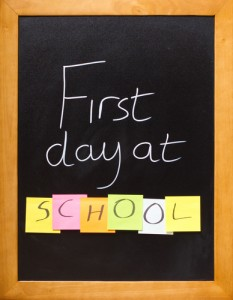 Back To School? Tips to get organised for kindy