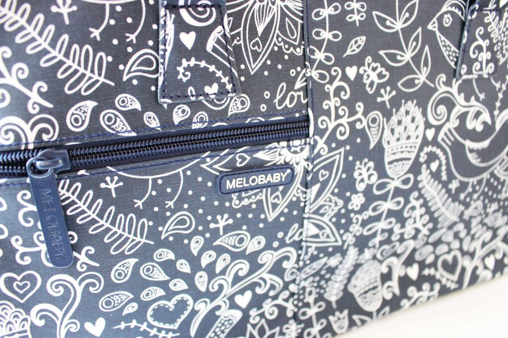 Melobaby Melotote Nappy Bag 2