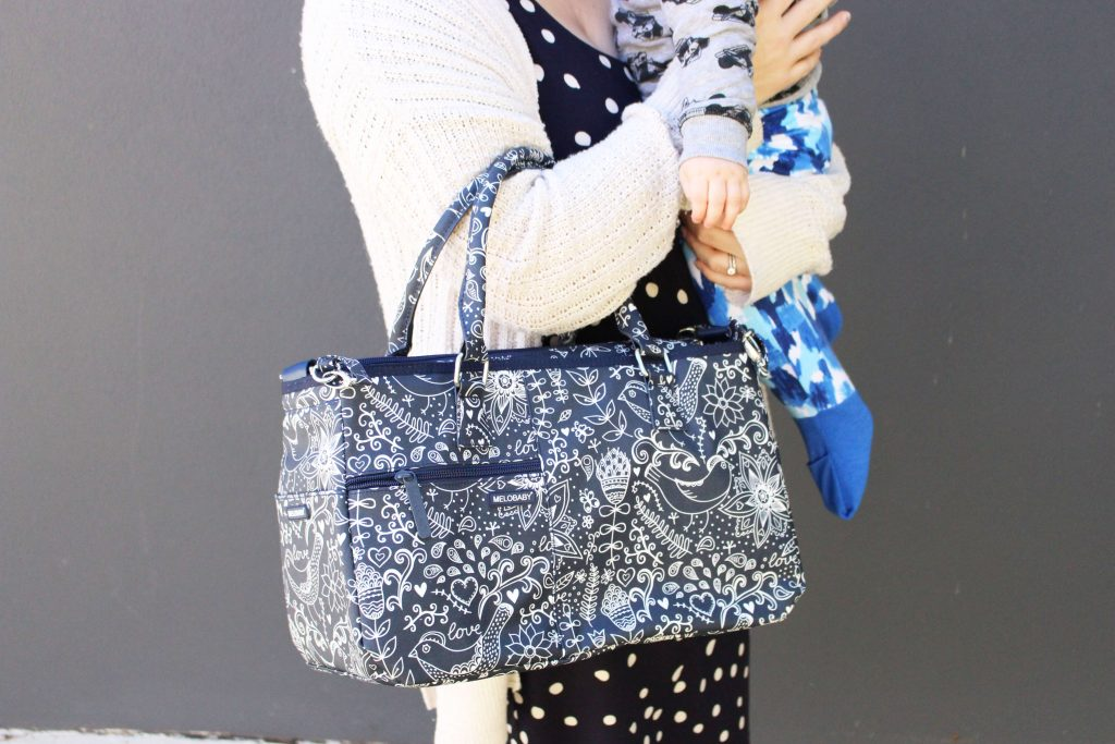 Melobaby Melotote Nappy Bag