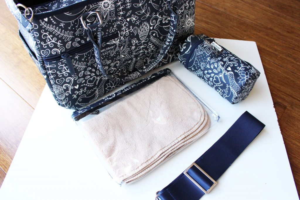 Melobaby Melotote Nappy Bag 3