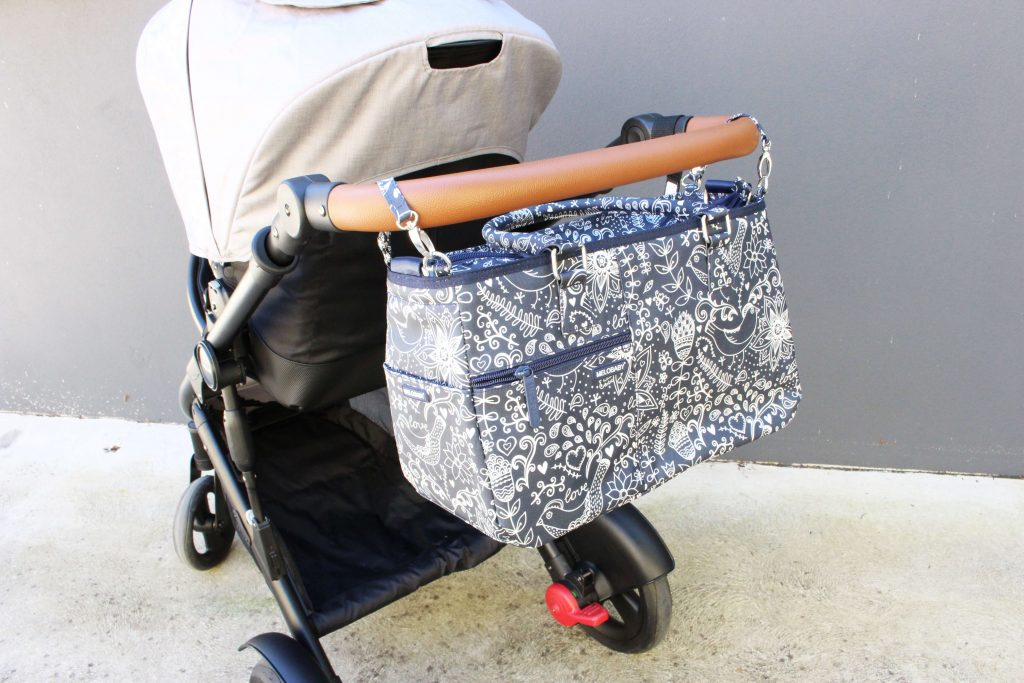 Melobaby Melotote Nappy Bag 5
