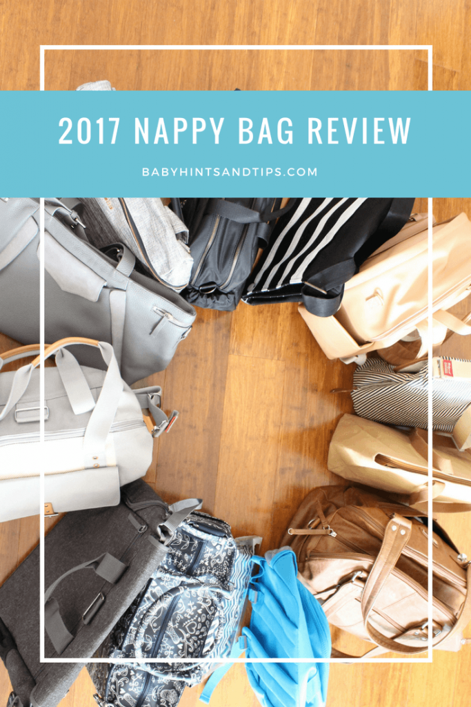 Nappy Bag Review 1