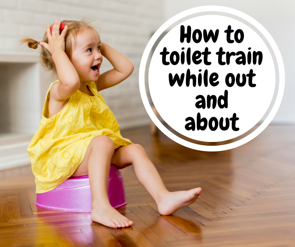 How do you manage toilet training your toddler while out and about? Check out these toilet training travel tips that every mother needs!