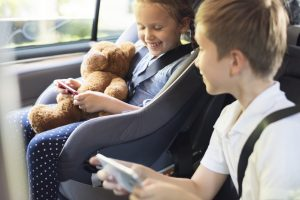 Long Distance Travel with Kids