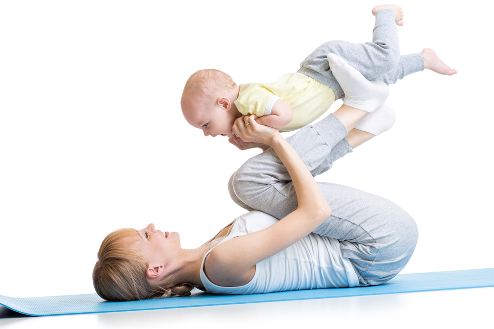 exercise to avoid post pregnancy