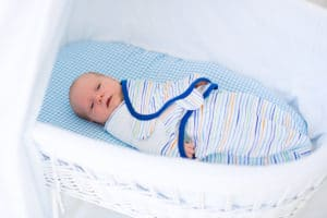 frequent waking in babies