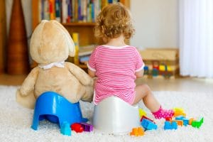 general tips for toilet training