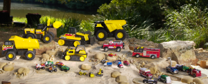 Tonka Trucks and Sand pits - Christmas GIft Ideas For Kids