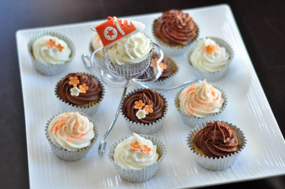 Baby Shower Cupcakes recipe