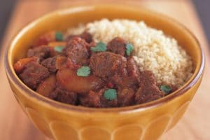 Lamb Apricot tagine recipe