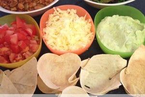healthy taco