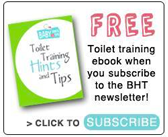 FREE Toilet Training E-Book