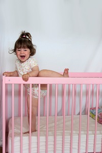transition from cot to bed