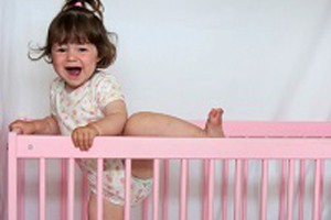 moving toddler from cot to bed