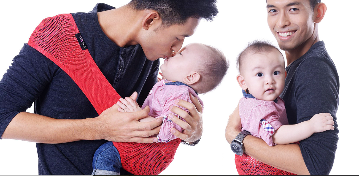 Suppori baby sling review