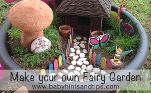 Fairy Door Magic Baby Hints and Tips