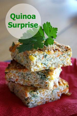 Quinoa Surprise