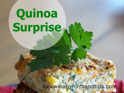Quinoa Surprise Thumb