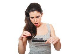 post-partum hair loss