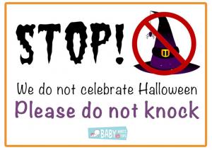 Halloween-Stop