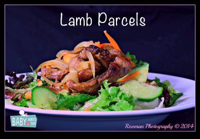 Lamb parcel