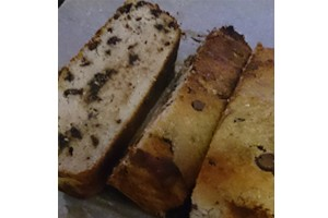 recipe - allergy friendly banana bread