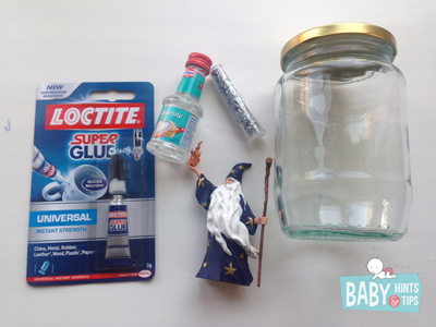 Homemade Snow Globe | Baby Hints & Tips