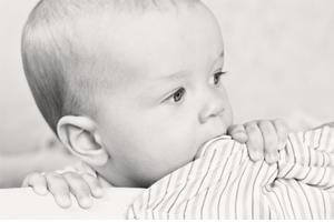 teeth early - teething signs in baby