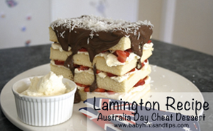 Lamington recipe thumb
