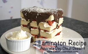 Lamington recipe thumb