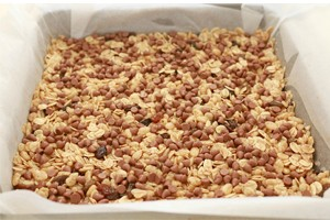 chocolate chip muesli bar