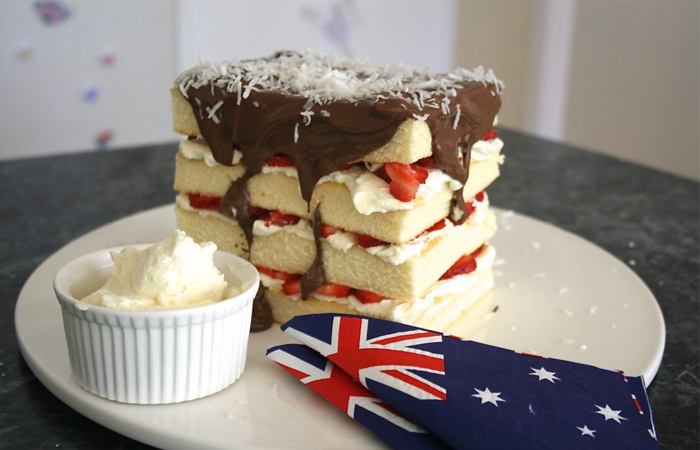 Lamingtons for Australia Day
