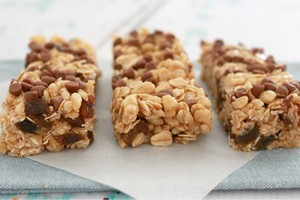 no bake muesli bar recipe