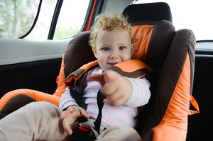 When To Turn Baby Car Seat Around