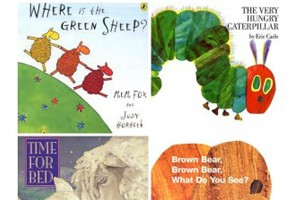 books for kids 0-3 years old