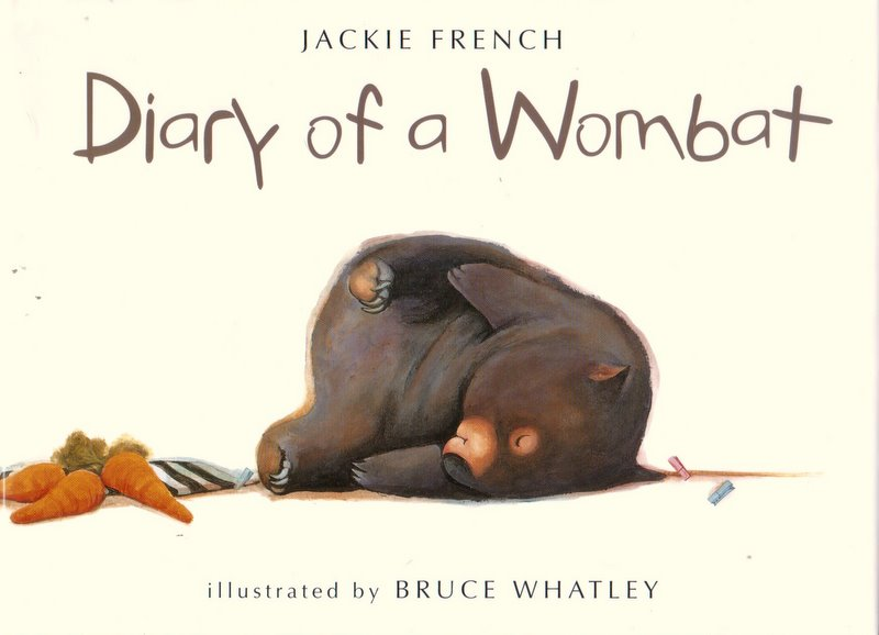 Diary-of-a-wombat