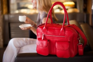 5-Red-leather-nappy-bag-Lubelle-Lola1