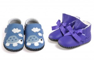 Tiptoe and Co: Baby's  first shoes