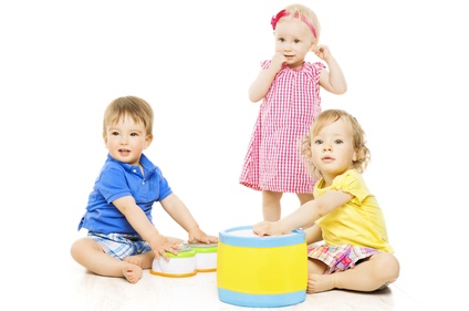 Best Group Activities For Babies And Toddlers