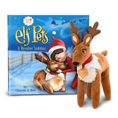 Elf on the shelf pets
