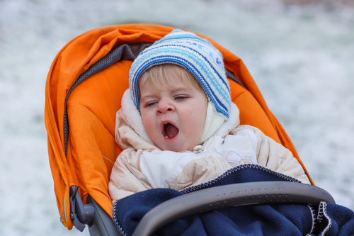 How to get baby to sleep longer in their pram