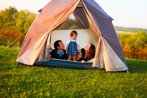 f61357aff Camping With a 6 month Old Baby - Baby Hints and Tips