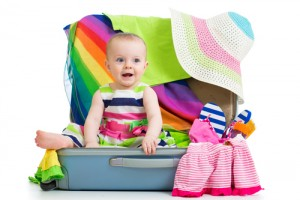 Routine Tips When Traveling With Baby