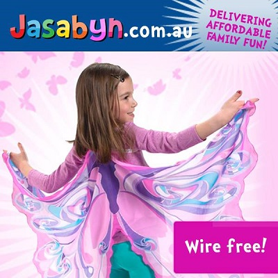butterfly wings for kids