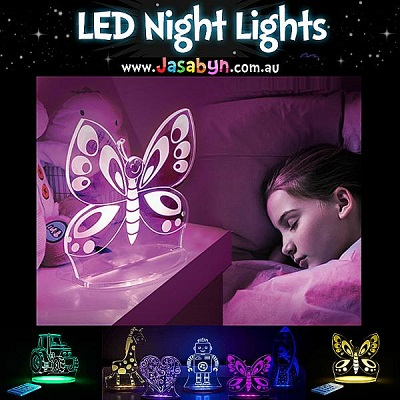 LED lights for kids rooms