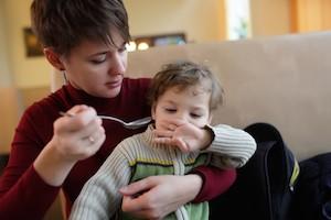toddler not eating