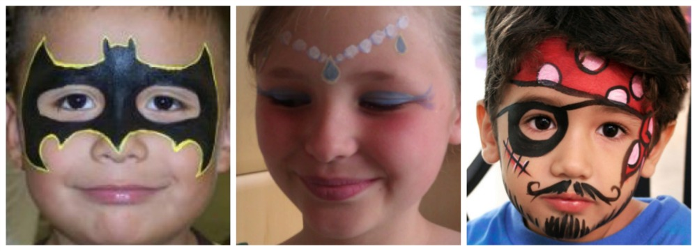 Good Luck With Your Face Painting Remember The Kids Happiness Is Less Important Than Inner Perfectionist