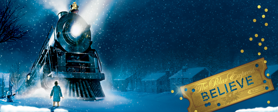 Best kids christmas movies baby hints and tips for What is the best polar express train ride