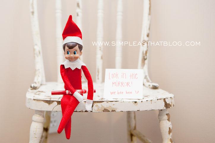 Smart Elf on The Shelf Ideas